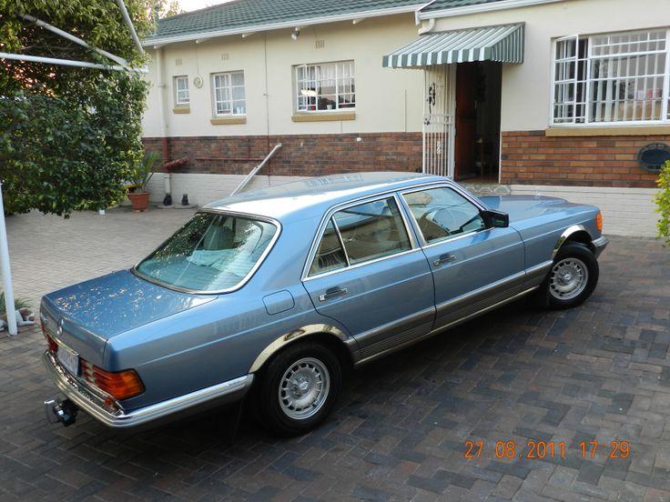 1985 380 SE W126
