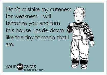 Tiny tornado.