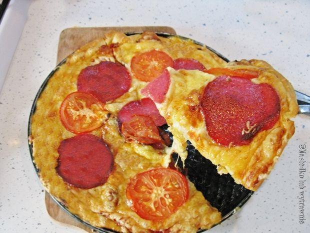 Na słodko lub wytrawnie: Pizza - najlepszy przepis