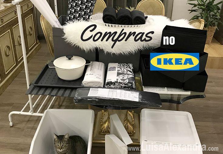 Fui ao Ikea de Loures e achei interessante partilhar com vocês algumas imagens da loja, dos produtos que comprei e ainda deixar algumas dicas 🙂 Sou fã assumida dos sistemas de organização do Ikea, cá por casa tenho imensas caixas e organizadores desta loja, se quiserem poderei até fazer um vídeo mais pormenorizado aRead More »