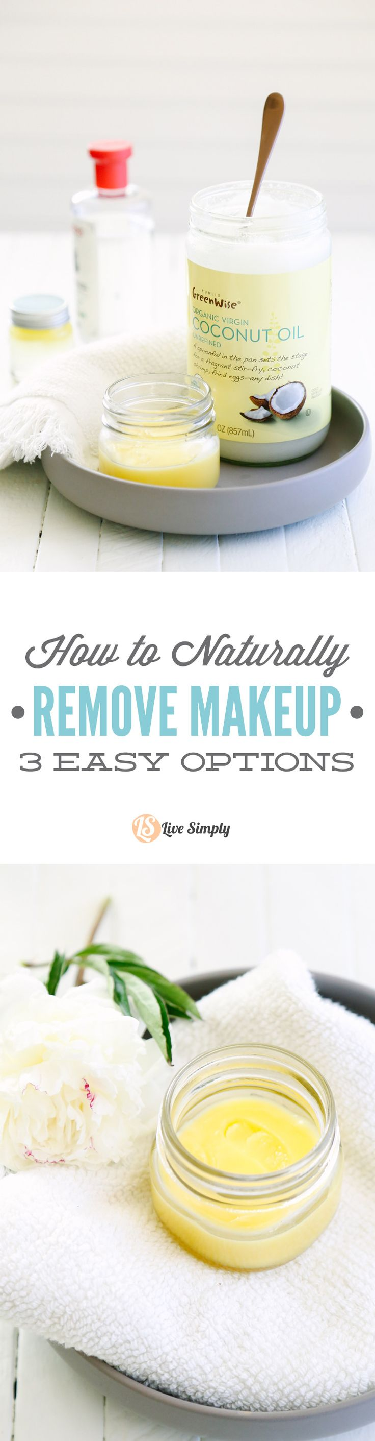 The makeup remover balm recipe is my absolute favorite (#3). Works so well and leaves my sensitive skin feeling great and makeup- free! Great ideas, using simple ingredients, for how to naturally remove makeup.