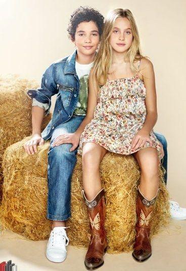 Moda młodzieżowa - Moda dla dzieci > dla dzieci: moda 2010 > modne ubrania dla dzieci