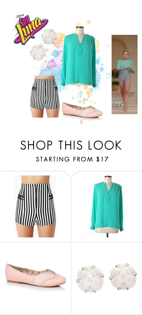 """""""soy luna"""" by maria-look on Polyvore featuring Pleione and Chanel"""