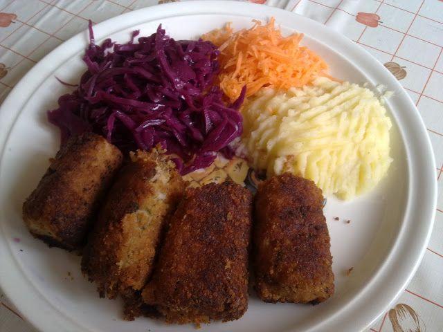 Teri konyhája: Karfiolfasírt
