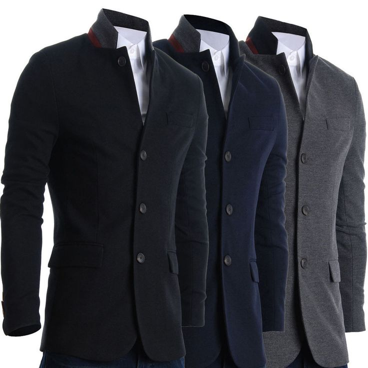 FLATSEVEN MEN SLIM CASUAL WAFFLE FABRIC BLAZER JACKET 3 colors sz US M,L,XL #FLATSEVEN #BlazerJacket