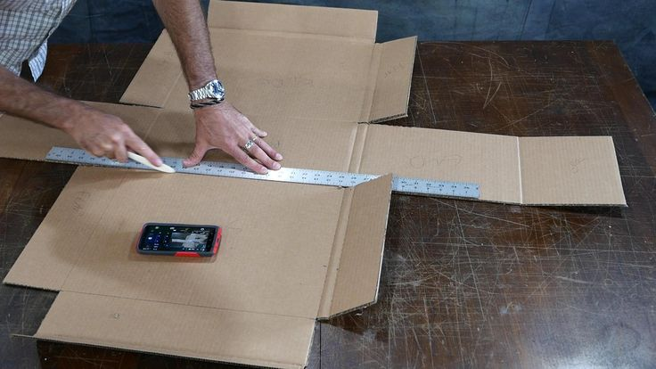 How to Make a Custom Cardboard Box for Shipping