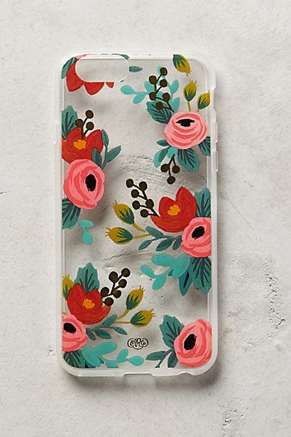Lucere Floral iPhone 6 Case #anthropologie