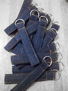 Gamla avlagda jeans i ny form « Handarbete & Pyssel | Inspiration Handverkarna.se | pyssla pyssla hobby sticka virka sy hantverk papperspyssel brodera smycken sömnad handverk