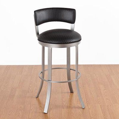 Have to have it. Birkin 30 in. Bar Stool - Swivel Upholstered Back $305.80