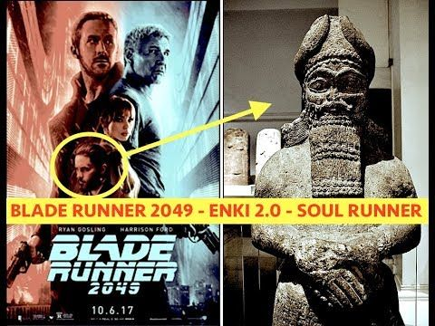 (2) Blade Runner 2049, Parallels Enki, Genetic Manipulation & AI, Leaves You Asking, What is the Soul? - YouTube