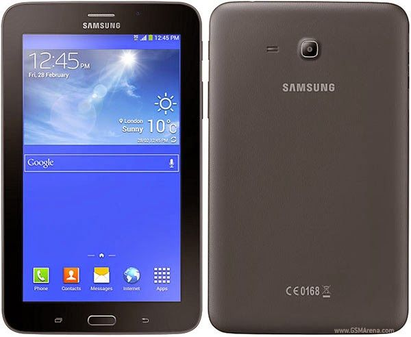Samsung Galaxy Tab 3 V pictures - gsmarena