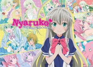 Nyaruko: Crawling With Love! Blu-ray Season 1 Set (S) Premium Edition
