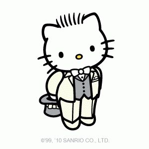 Dear Daniel Hello Kitty