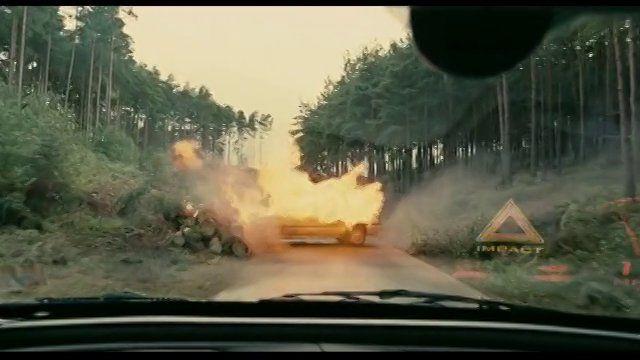 Children of Men - Car Chase Scene