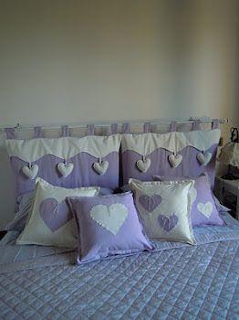 cuscini per camera da letto