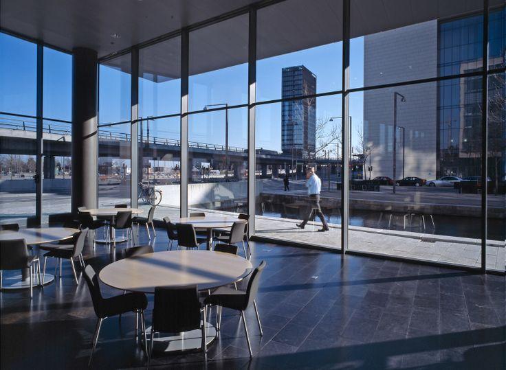 9 best images about office building for klp ejendom, orestad on