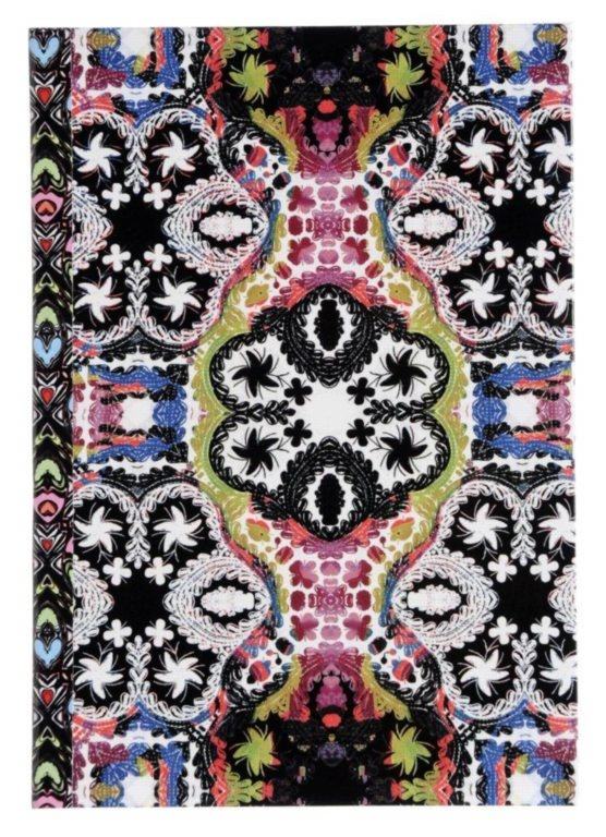 Christian Lacroix Notebooks | Lay-Flat Notebooks | 2 Sizes | 128 Ruled Pages | shopAGO 2012 Gift Guide