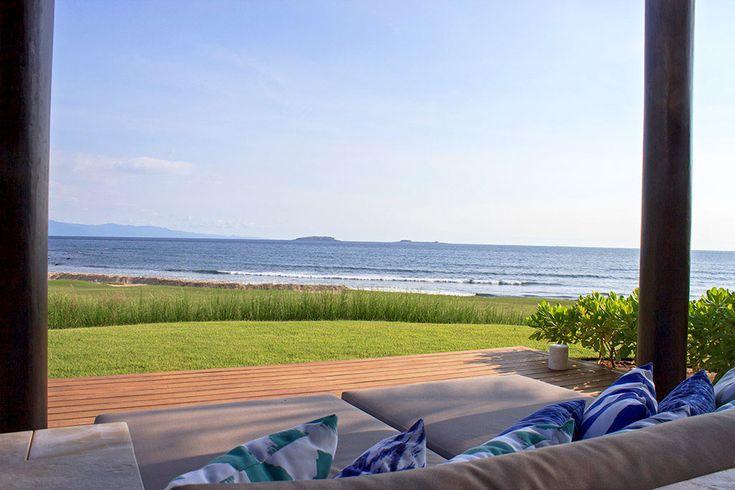 #luxuryvacation#luxuryvilla#mexico#puntamita#beach#travel#vacations#beach#amazing#rest#getaway#lacurevillas#view