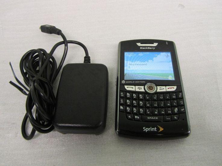 BlackBerry 8830 World Edition QWERTY GPS MP3 Bluetooth SPRINT Smartphone 851108003284 | eBay