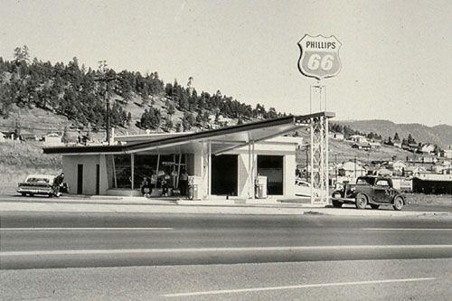 Ed Ruscha - From 'Twenty Six Gasoline Stations', 1962 Ed Ruscha