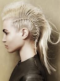 OMG!! I  can have my hawk without cutting it O.o