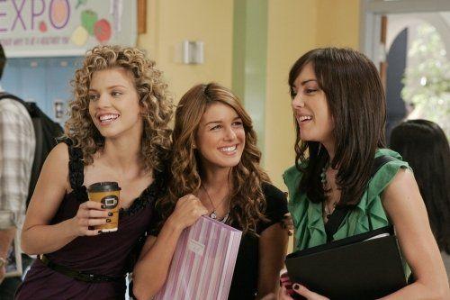 Naomi, Annie, and Silver