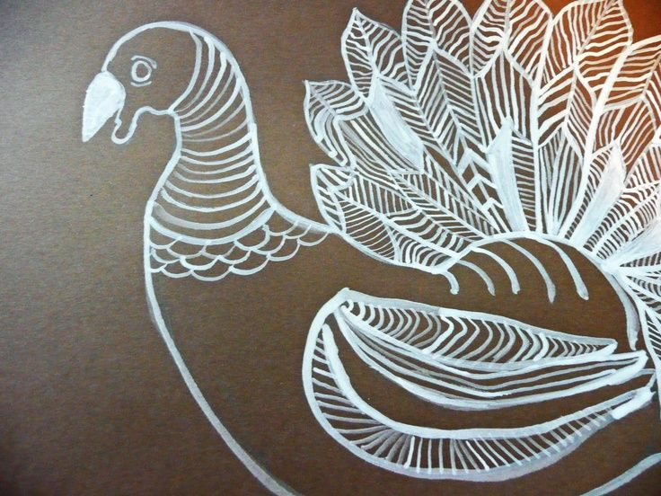 Straight Line Art Tutorial : Best turkeys images on pinterest coloring books