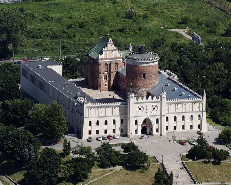 Lublin Castle, east of Poland