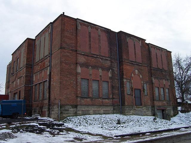 OH Springfield - School by scottamus, via Flickr