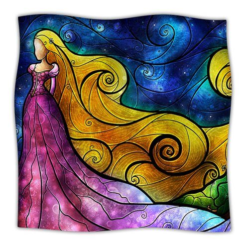 Starry Lights Throw Blanket