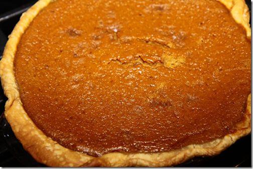 Truvia Baking Blend Pumpkin Pie Recipe