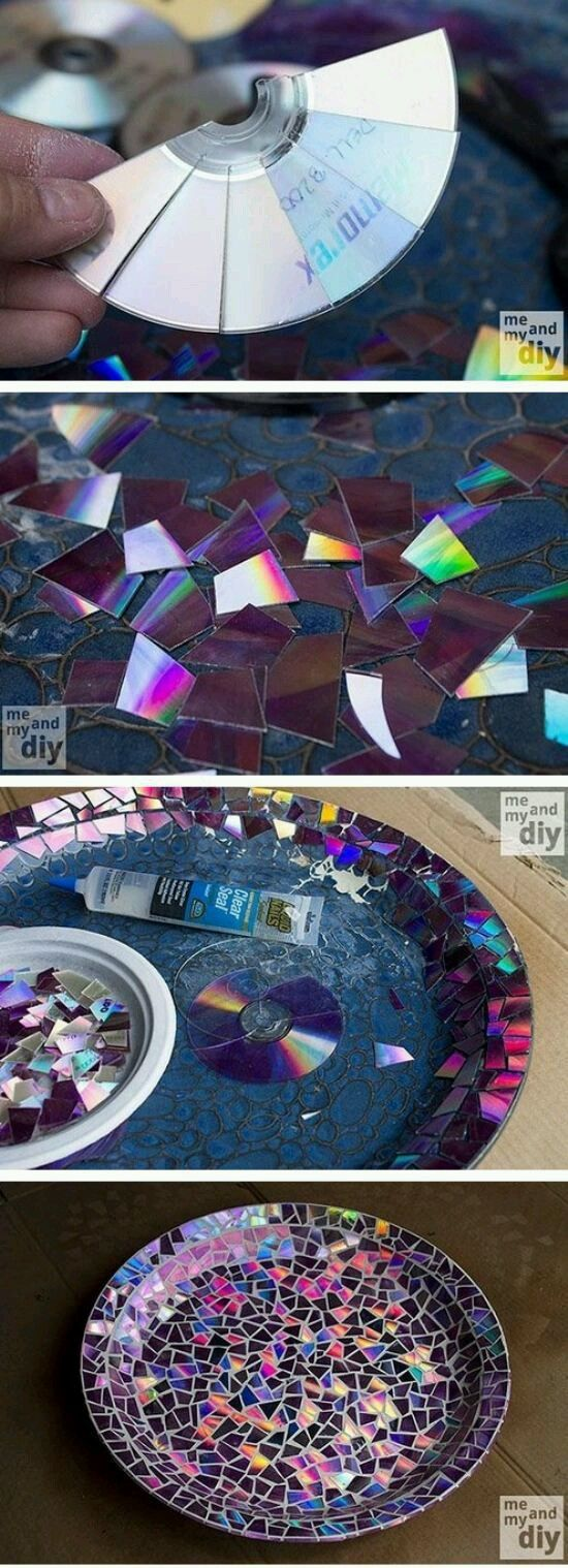 WoW Amazing Craft You Can Do Out Of Extra Crap CDs#All#Trusper#Tip