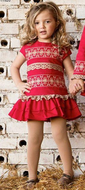 Que tal esse look !!!! ♥ Ser criança é tudo de bom ♥ Visite http://www.euamocrianca.com.br                                                                                                                                                      Mais