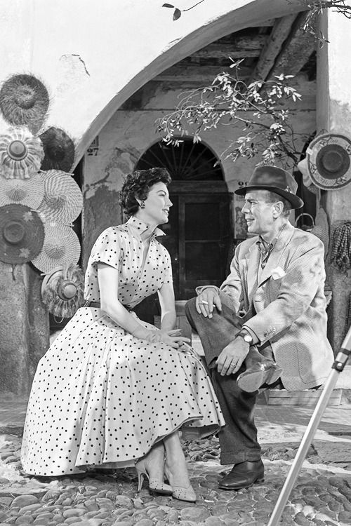 """avagardner: """" Frank knew I was dating Luis Miguel Dominguín. Luis Miguel was the most famous bullfighter in the world. Bogie [Humphrey Bogart] was furious that I was giving Frank a hard time. He loved Frank like a brother. They started the Rat Pack..."""