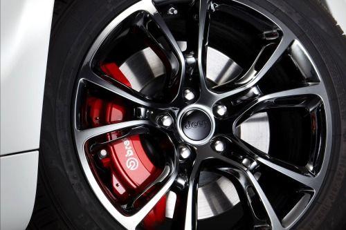 2013 Jeep Grand Cherokee SRT Limited Edition Wheel