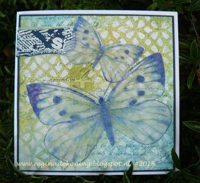 Regina's Artfun: Butterflies
