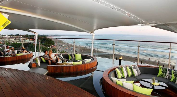 Bali has some of the best Rooftop venues anywhere in the world. Below are a snapshot of a few of our favourites!