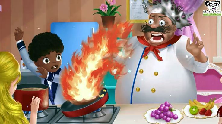 Play Cooking Games - Chef Got Careless and Burned Himself | Cooking Game...