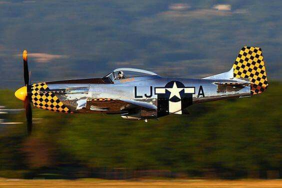 North American P51 Mustang ~ BFD