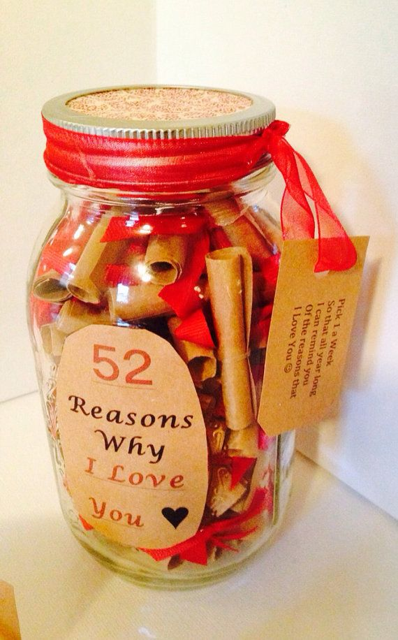 cute valentine jar ideas