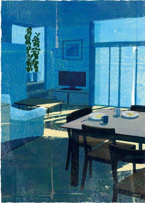 Tatsuro Kiuchi print