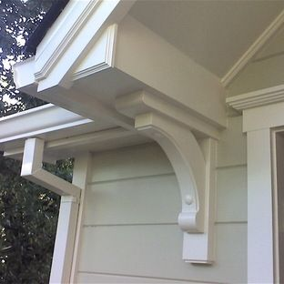 Great Traditional Exterior Corbel By Paul Farinato