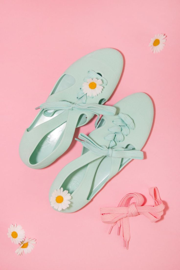 F-troupe Bathin Shoes Mint  fot. Oliwia Cabaj