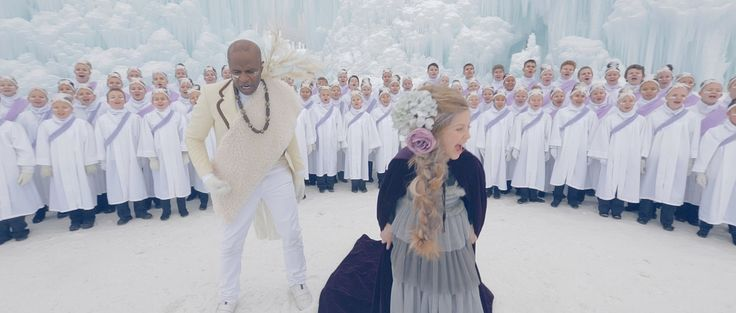Let It Go - Frozen - Alex Boyé (Africanized Tribal Cover) Ft. One Voice Children's Choir--Really AWESOME cover of this song!!! pinning to view again later :D