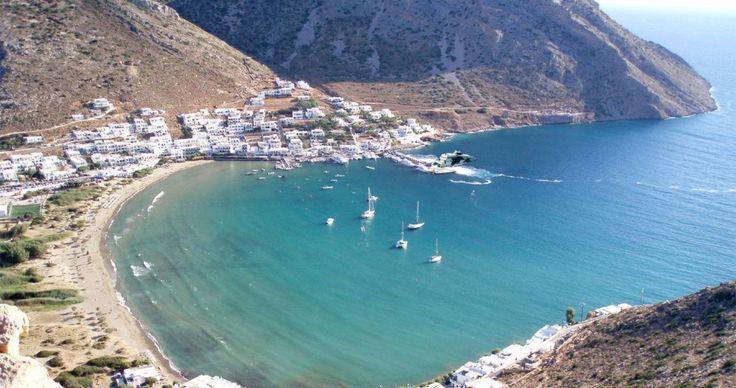 Διακοπές στη Σίφνο 6 ημέρες από 205 ευρώ/ανά άτομο  Η τιμή συμπεριλαμβάνει 5 διανυκτερεύσεις σε ξενοδοχείο της επιλογής σας με πρωινό!Για κρατήσεις επικοινωνήστε στο info@athensdirect.gr! http://ift.tt/2uleDFP