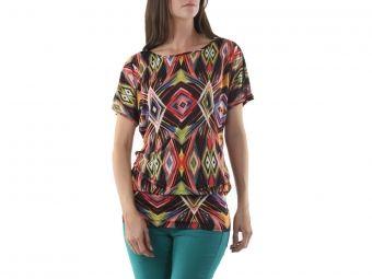 Γυναικείο φόρεμα - μπλούζα FIFILLES DE PARIS
