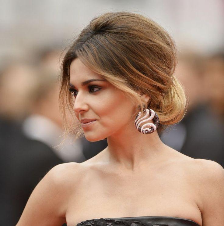 Cheryl Cole Wedding Hairstyle: 71 Best Shantel VanSanten Images On Pinterest