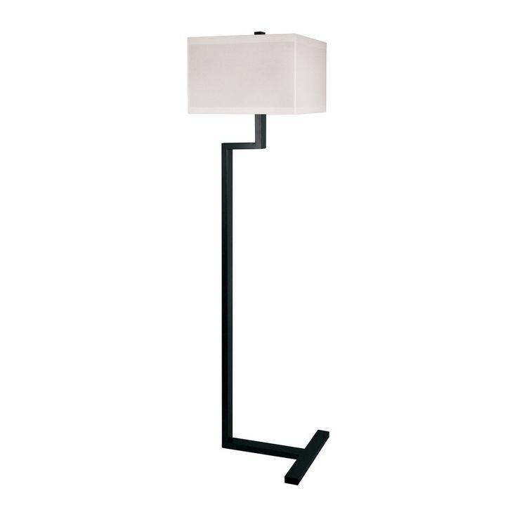 79 best modern floor lamps images on pinterest flooring floors lamp works right angle modern metal floor lamp in bronze 902 aloadofball Gallery