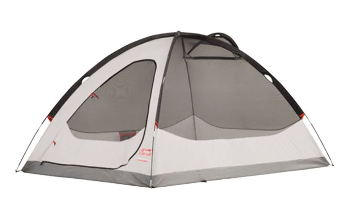 Best 4 Season Tent: Coleman Hooligan 4 Man Tent