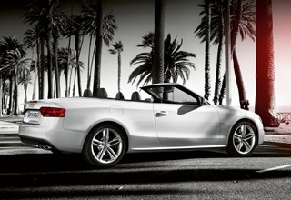 Audi S5 Cabriolet > Audi of America